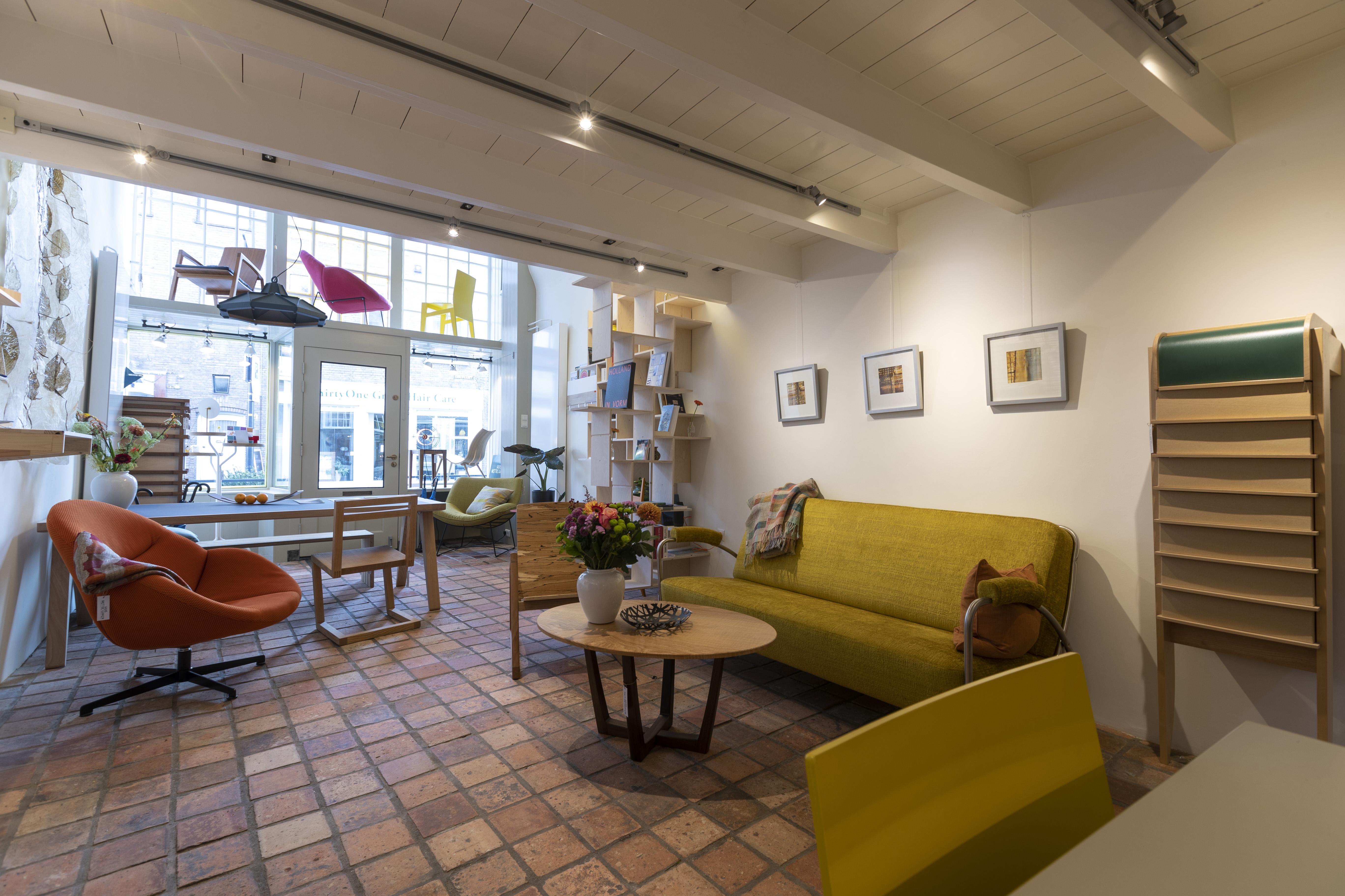 Onze interieur- en designwinkel